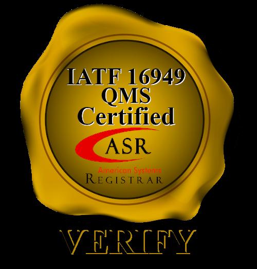 ASR Certification Verfication