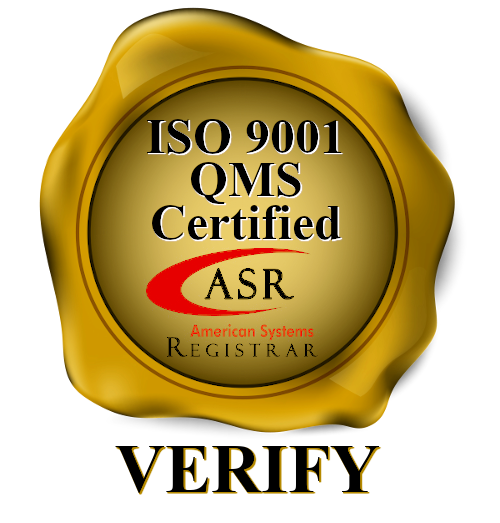 ASR Certification Verfication